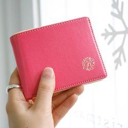 classical money pocket - pink