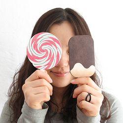 chocolate icecream-card