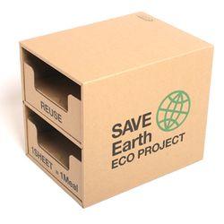 [이면지함] Recycle Paper Case A4