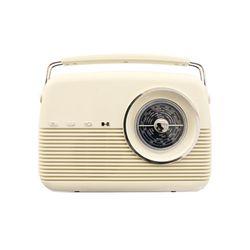 BD01 Vintage ivory bush radio