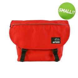 알슨 Biki Cross Bag Meduim AB-0916 (Red) [에나멜 미포함]