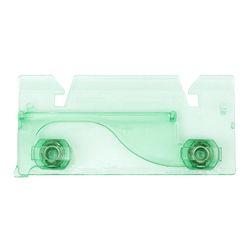수업중 강의중 바로펀치 2공 - aqua green
