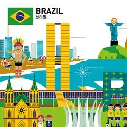 GO GLOBAL 브라질