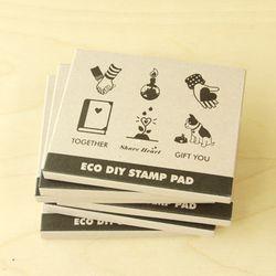 [클리어런스] ECO DIY STAMP PAD-SHARE HEART1