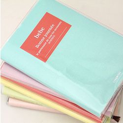 bebe Bonne journée Diary (만년) - pink
