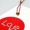 카드&실팔찌-Love