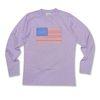 [정품] 알슨 긴팔 15110 American Flag LS TEE (PURPLE)