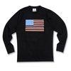 [정품] 알슨 긴팔 15110 American Flag LS TEE (BLACK)