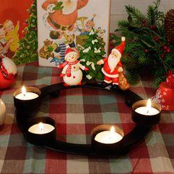 크리스마스 촛대