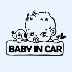 아기 자동차 C
