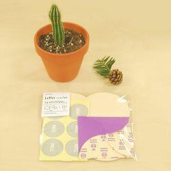 [클리어런스] Letter card (S)