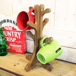 ChaBatree Wood Mug tree