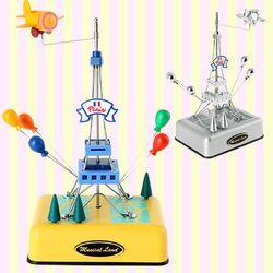 뮤지컬 랜드 에펠탑 오르골
