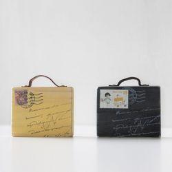 미니 스탬프 가방