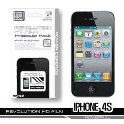 레볼루션HD 액정보호필름 애플 아이폰4S 전용 최고급 액정필름