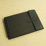 ECO SCRAPBOOK(black)-ver.2