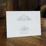 황미옥 사랑카드 - 우산 ver.01