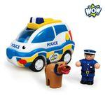 [WOW]와우토이즈 찰리 경찰차 교육완구 작동완구 명품완구 영국브랜드 WOWTOYS