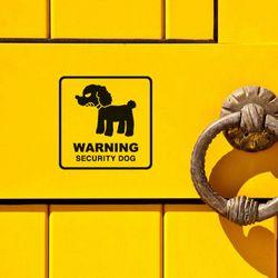 DOG WARNING ver.3 (개조심)