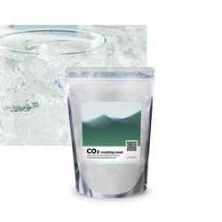 린제이 페이스업 CO2 고무팩 (지퍼백 1000ml)