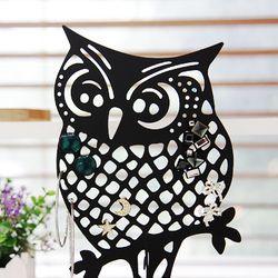 058 OWL  이어링홀더