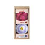 라벤더 커플 버블볼 대용량(180g)+입욕꽃잎 SET