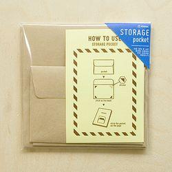[클리어런스] Storage pocket