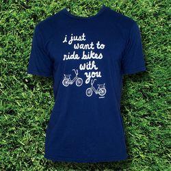 bikes tee