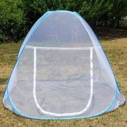 [DASOL]원터치 텐트형 모기장-대형