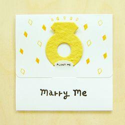 [클리어런스] SEED CARD - Marry Me
