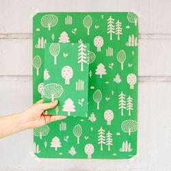 [클리어런스] NATURE PAPER - plant