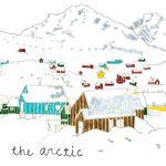 [클리어런스] [북극]THE ARCTIC POSTER - the arctic