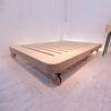 바퀴형 [킹] 바그다드 자작나무 친환경 침상 침대