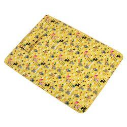 [베이비캠프]곰동이 대형 누빔 방수요+베개 기획세트