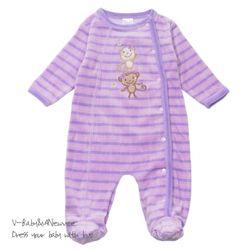 h-23021 벨로아 Dream Girl 우주복 Purple