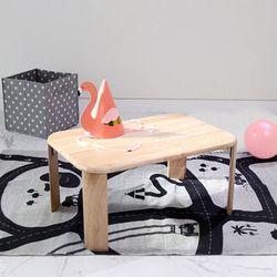 원목 접이식브런치 테이블 小