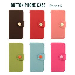 button phone case - iPhone5