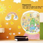 Kids D.I.Y Sticker-누꼬뺑-메리크리스마스