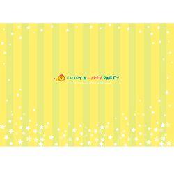 레몬향기파티 테이블셋팅지+꼬깔도안 6셋트