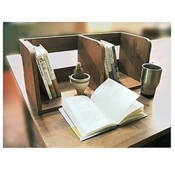 책상용 책꽂이 2단 (W400 x H230 x D215)
