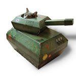 탱크 캣토이 (SK CARDCATPLAY3)