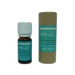 [편백나무 치톤피드 지관형 아로마오일] 피톤치드 에센셜오일 아로마테라용 마사지오일
