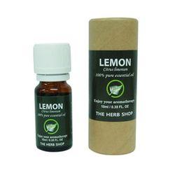 지관타입 레몬아로마오일10ml  에센셜오일 마사지오일 아로마테라피