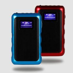 [로이퀸] 휴대용 종합 멀티 미디어 라디오 스피커 (mp3플레이어 X160)