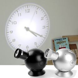 초대형 아날로그 프로젝션 시계 - 아라비아체