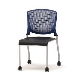 [체어피아] 니어바퀴 의자 (착불)
