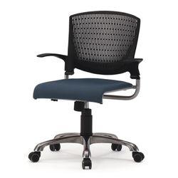[체어피아] 블랙메탈 의자 (착불)