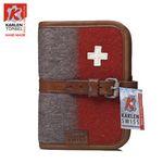 [Karlen Swiss] writing pad (WD64) Swiss Army Recycling 다이어리