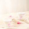 에블린핑크 커피잔세트 4pcs