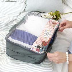 트래블 클로즈 백 런던 travel clothes bag